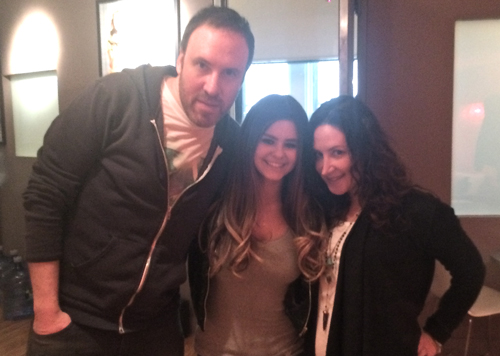 Dana, Andy and Jacquie Lee